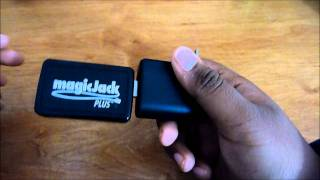 MagicJack Plus Review