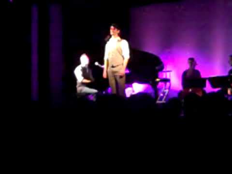 Oliver Tompsett sings Kiss the Air @ The Leicester Square Theatre, October 11th, 2009