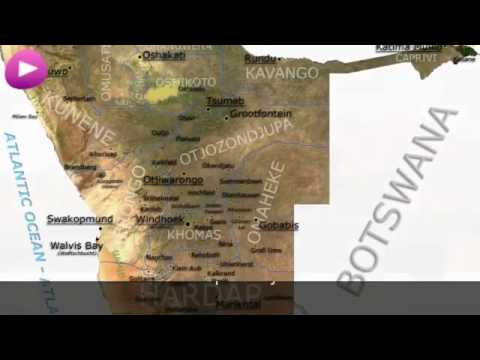 Namibia Wikipedia travel guide video. Created by http://stupeflix.com