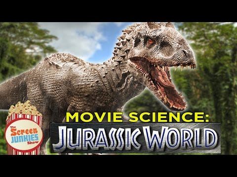 Movie Science: Could Jurassic World Ever Happen?