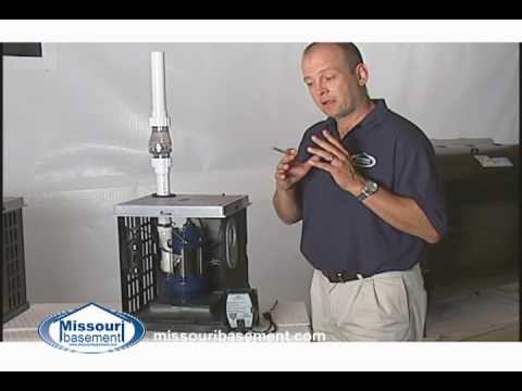 Basement Sump Pump Features & Benefits Review - St. Charles