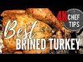 Best Turkey Recipe - 4K - Chef Tips