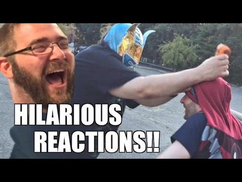 ROASTING AWFUL BACKYARD WRESTLING MATCH! Hilarious REACTIONS!