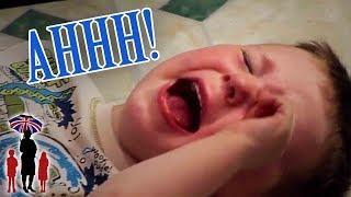 Hitting & Biting Gets Child Sent To Naughty Corner   Supernanny