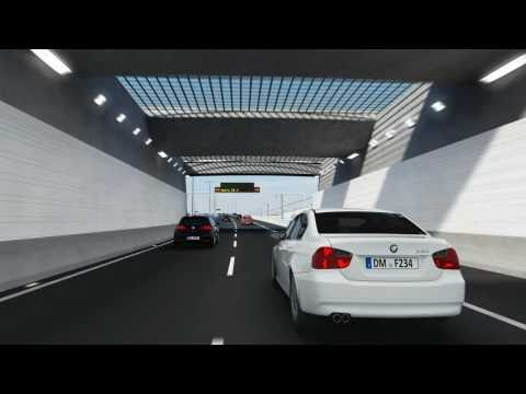 Fehmarnbelt Fixed Link - conceptual design tunnel