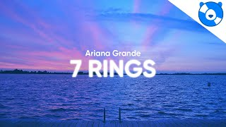 Ariana Grande - 7 rings (Clean - Lyrics)