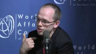 Evgeny Morozov: The Risks of Advanced Information Technology