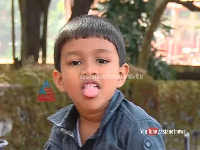 GK Kid Rahan:  Child editor 2014