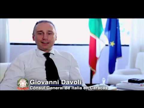 Elezioni Politiche 2013 Italia spot Consolato Generale d'Italia di Caracas Venezuela