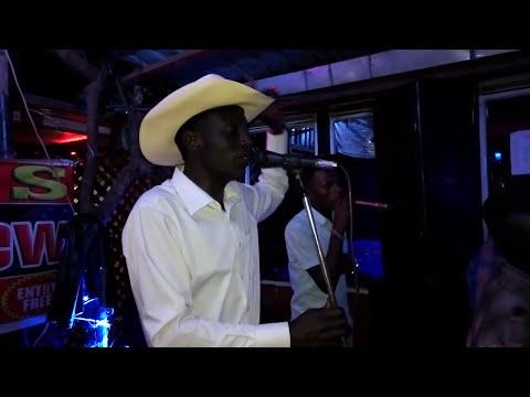 Demathew live performance at Jirani club Bypass