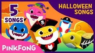 download lagu Halloween Baby Shark Compilation  Baby Shark  Halloween gratis