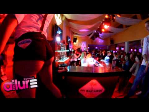 Bacardi & Coke Night Flight Tour Aftermovie - Newik & Berkes Olivér - Club Allure Gyömrő