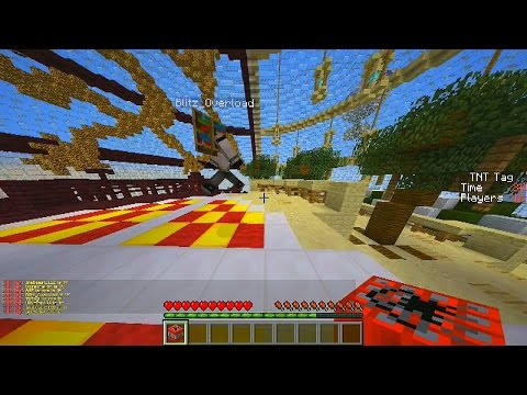 Minecraft Tnt Tag #2 'hot Potato' With Vikkstar, Jeromeasf, Craftbattleduty & Jayg3r video