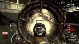 """Black Ops Ascension Easter Egg And Debunking - """"Mystery Man"""""""