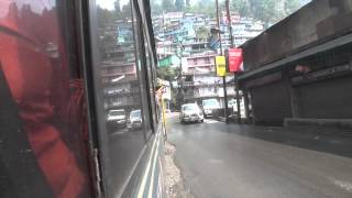 印度大吉嶺高山火車