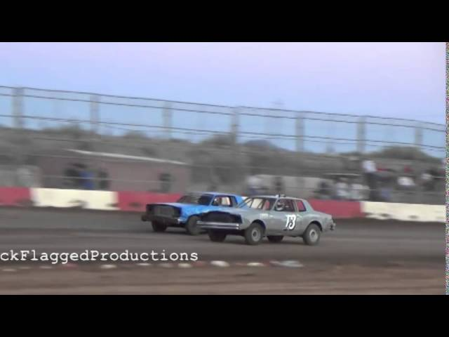 Renegade Heat Race #2 At CSP April 12th 2014