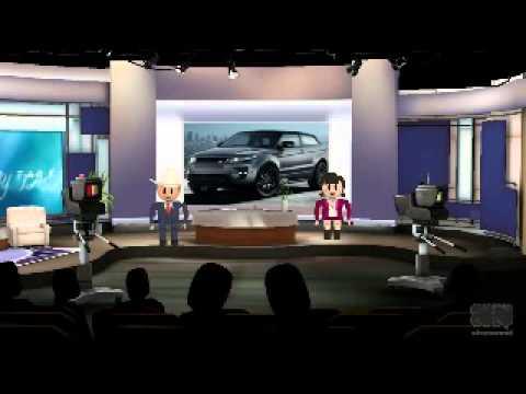 Jaguar Land Rover's 3.0 L Range Rover unveiled