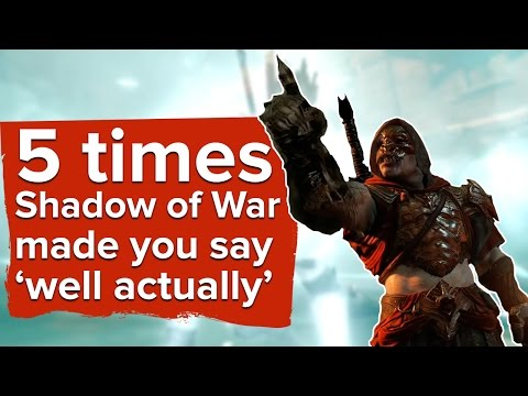 Shadow of War: The Best Orcs to Bring On a Fortress Assault - Best Way to Play