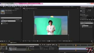 Tutorial: Efecto Chroma Key (Cromacidad) 100% perfecto en Adobe After Effects CS6 + TIPS