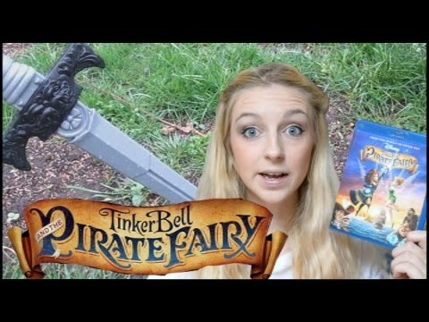 Tinkerbell And The Pirate Fairy (2013) Blu-ray Review | FKVlogs