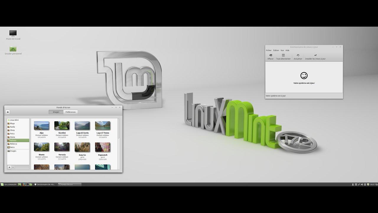 Как сделать ярлык на рабочий стол linux mint