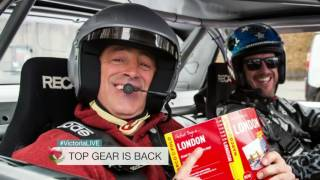 'Everything people loved about Top Gear remains'   Rory Reid   BBC News