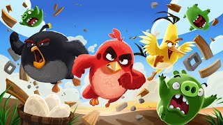 Angry Birds FPS: First Person Slingshot Trailer