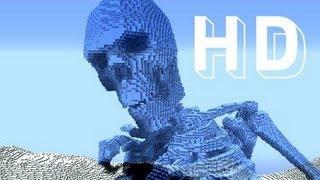 Minecraft Facecam Timelapse: The Iceman