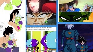 Dragon Ball Super Memes Only True Fans Will Understand This Video #244