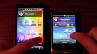 HTC Wildfire Software Part 2