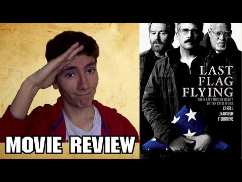 Last Flag Flying [Richard Linklater Movie Review]
