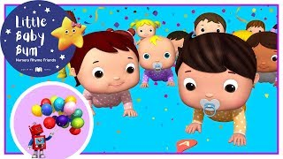ABC Balloons | Little Baby Boogie | LBB | Party Songs For Kids