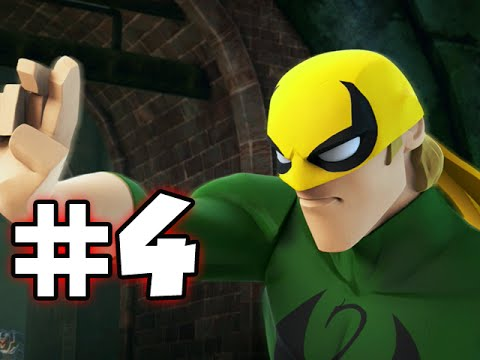 Disney Infinity 2 Marvel Superheroes - Ultimate Spider-man Playset - Part 4 video