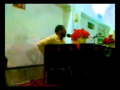 Manzoor Solangi Majlis Daur City On 14 07 2011  Part P3 # video