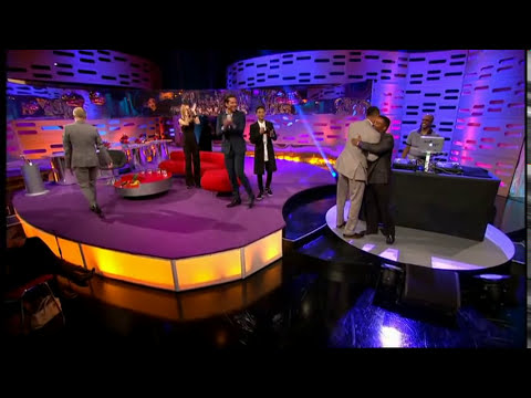 Will Smith doin Fresh Prince on Graham Norton 2013