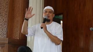 Ustad Muhammad Arifin Ilham, Kultum 15 Januari 2017