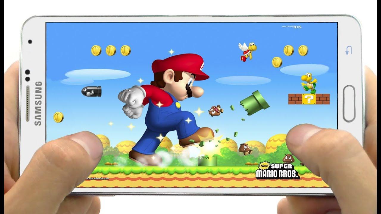 Juegos Mario Bros Para Jugar Mario Bros Para Android