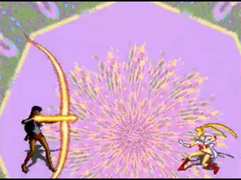 Sailor Moon Various Emotion Sailor Mars Gameplay 4