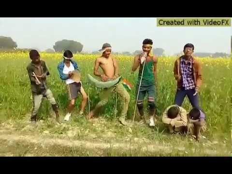 Dekho Na Dekho To Ji Ghabrata Hai - Funny Video