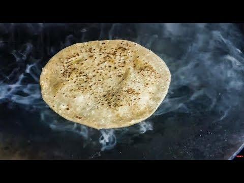 Parotta - Indian Street Foods - Street Food