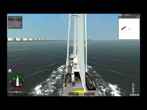 Ship Simulator Extremes - Greenpeace Mission 1 - Video Review