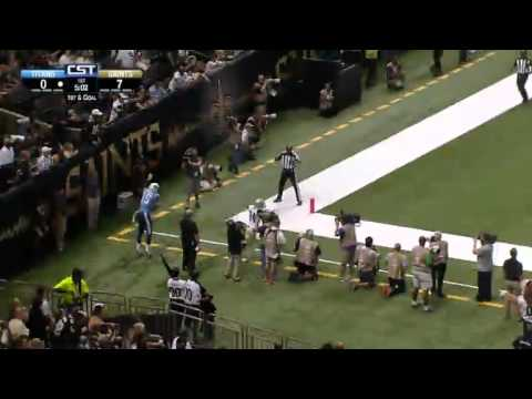 Titans VS Saints Preseason 2014 HIGHLIGHTS