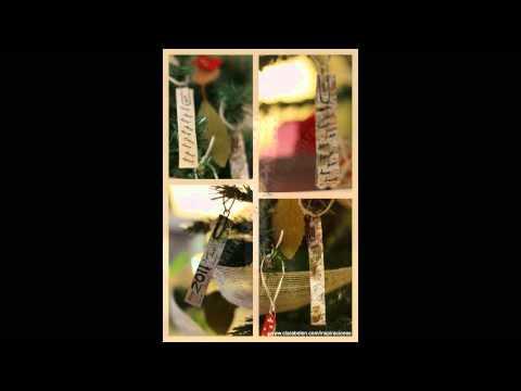 Manualidades con paletinas recicladas: ideas para decorar el árbol de navidad con reciclaje
