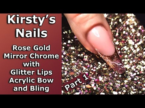I Hate Doing My Own Nails - Part 1 -  Tip and Overlay, Full Cover and Smilelines - In Depth Tutorial