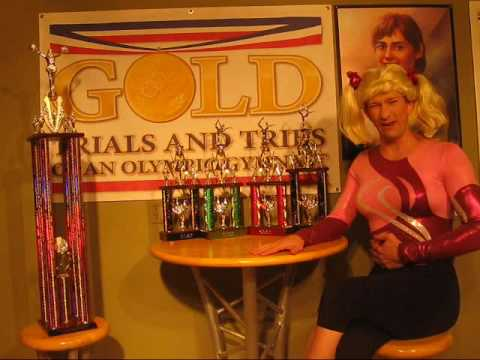 GOLD: Trial and Tribs of an Olympic Gymnast 008