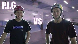 Hulajnoga VS BMX