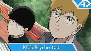 Mob Psycho 100 - FUNNIER THAN ONE PUNCH MAN? - Anime Review #144
