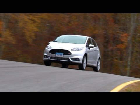 2014 Ford Fiesta ST quick take   Consumer Reports