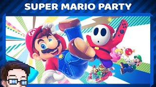 🔵 LIVE   Super Mario Party - Waow, so hard~! (Hard Modes)