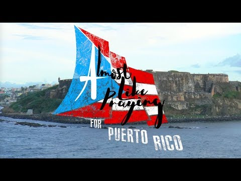 Cover Lagu Lin-Manuel Miranda - Almost Like Praying feat Artists for Puerto Rico [Music Video]
